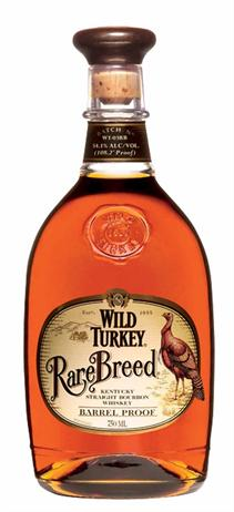 Wild Turkey Bourbon Rare Breed Barrel Proof
